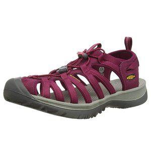 Keen 'Whisper' Water Friendly Sport Sandal size 8